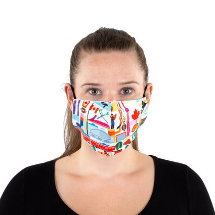 Reusable Face Mask - FVT Canada