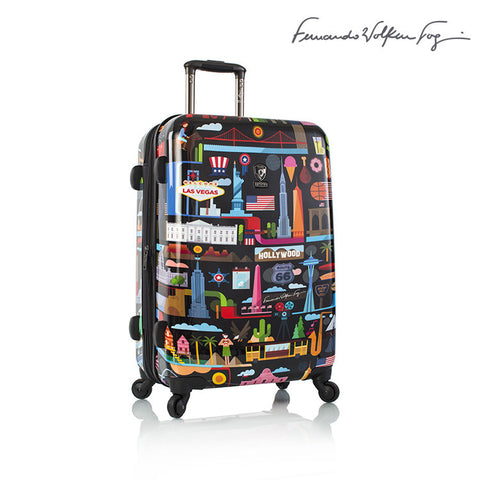"Fernando by Heys - FVT - 26"" USA Black"