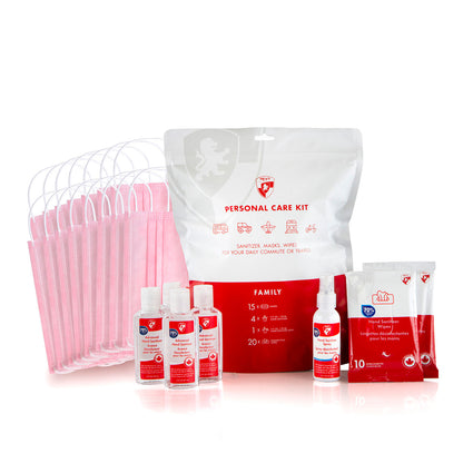 Personal Care Kit - Family