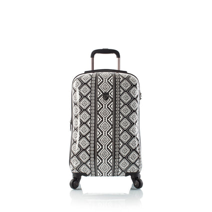 "MOTHER'S DAY DOOR CRASHER - Fijian Tribal Fashion Spinner® 21"" Carry-on"