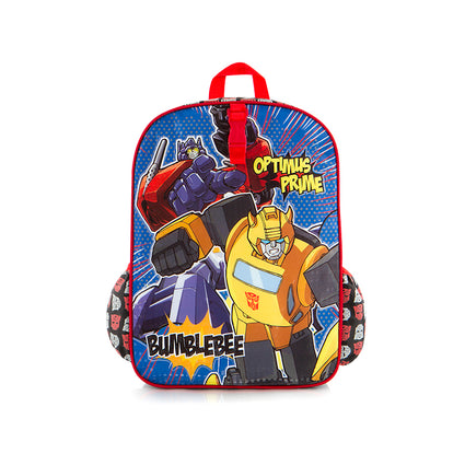 Hasbro Backpack with Lunch Bag and Pencil Case - Transformers (H-BST-TF01-18BTS)