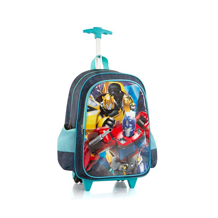 Transformers Rolling Backpack - (H-WCBP-TF04-18AR)  1ecf3442a4db8