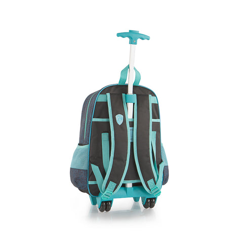 Transformers Rolling Backpack - (H-WCBP-TF04-18AR)