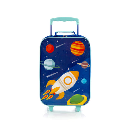 Black Friday Door Crasher - Kids Softside Luggage – Outer Space (HEYS-BSSRL-03-18AR)