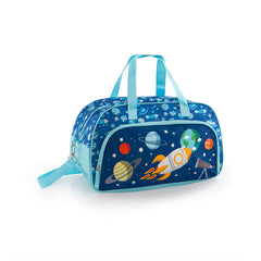 Kids Duffel Bag - Outer Space (HEYS-DFB-03-18AR)