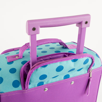 Kids Fashion Luggage - Dots/Stripes