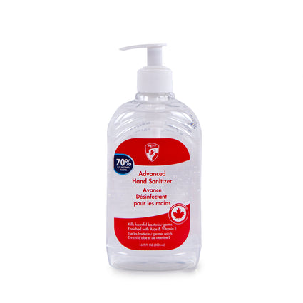 Hand Sanitizer 70% Alcohol (500ml / 16.9oz)