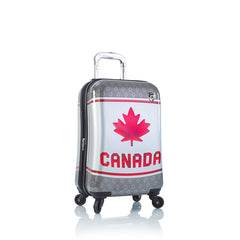 "Canada Maple Leaf Fashion Spinner® 21"" Carry-on"