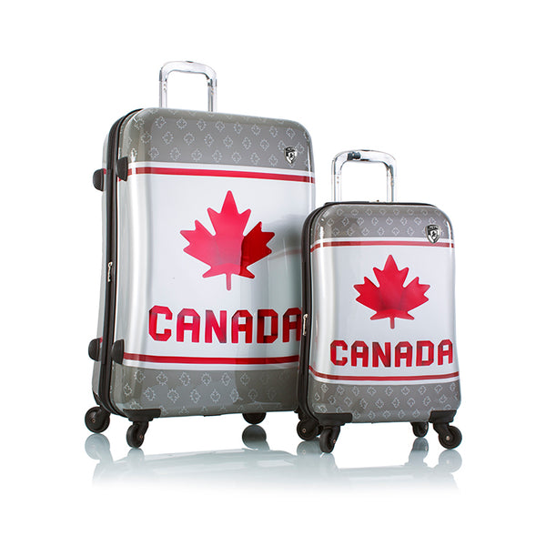 Canada Maple Leaf Fashion Spinner® 2pc. Set