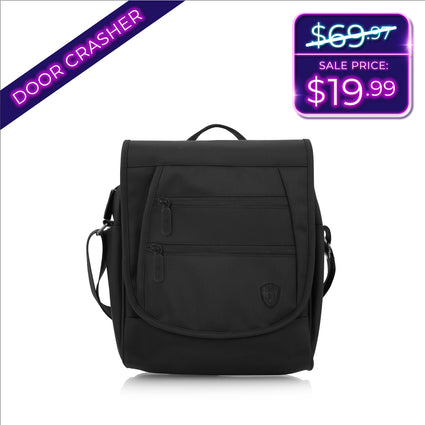 Cyber Monday Door Crasher - HiLite RFID Crossbody Messenger