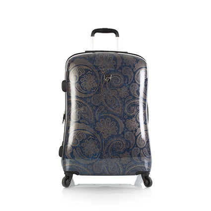 "MOTHER'S DAY DOOR CRASHER - Indigo Paisley 26"" Fashion Spinner®"