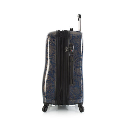 "MOTHER'S DAY DOOR CRASHER - Indigo Paisley 30"" Fashion Spinner®"