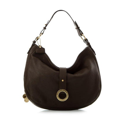Jewels of Serendib Small Expandable Hobo Bag - Bronzite