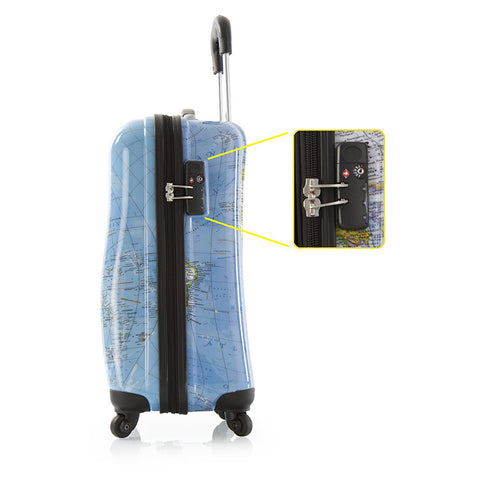 "Journey 21"" Fashion Spinner® Carry-on"