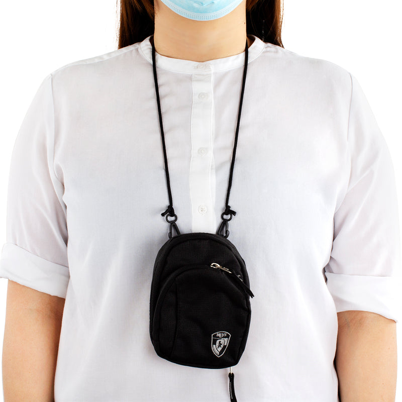 Mini Care Kit with Mask Lanyard
