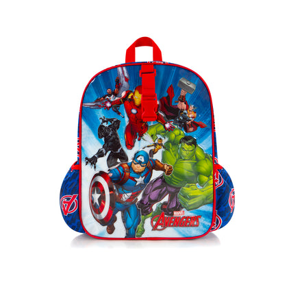 Marvel Backpack with Lunch Bag – Avengers (M-BST-A04-20BTS)