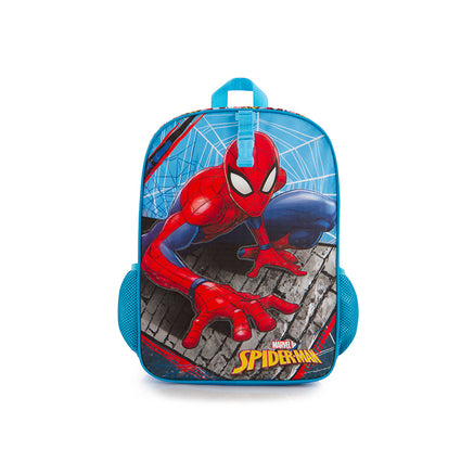 Marvel Backpack with Lunch Bag – Spiderman (M-BST-SM03-18BTS)