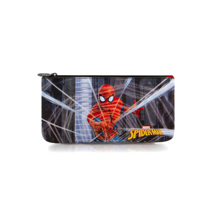 Marvel Backpack with Lunch bag and Pencil Case - Spiderman (M-BST-SM01-19BTS)