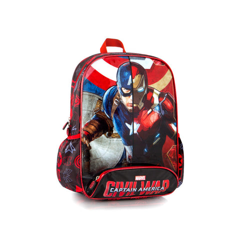 Marvel Backpack - Captain America - (M-CBP-CA01-16FA)