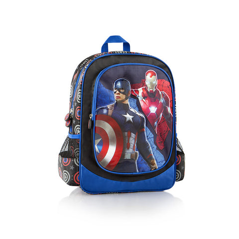 Marvel Backpack - Captain America - (M-CBP-CA03-16FA)
