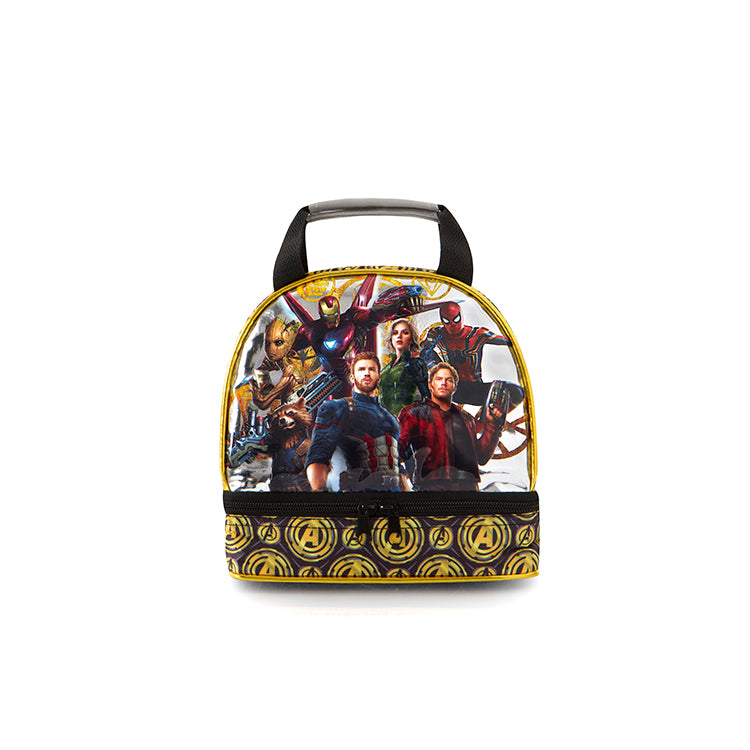 Marvel Deluxe Lunch Bag – Avengers (M-DLB-A05-18MBTS)