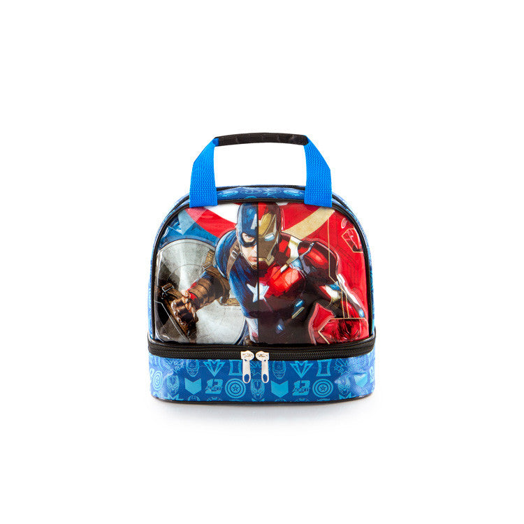 Marvel Lunch bag - Captain America (M-DLB-CA01-16FA)