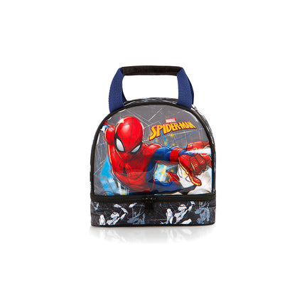 Marvel Deluxe Lunch Bag – Spiderman (M-DLB-SM02-18BTS)