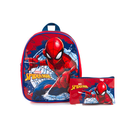 Marvel Econo Junior 2PC Set – Spiderman (M-EST-JBP-SM01-17AR)