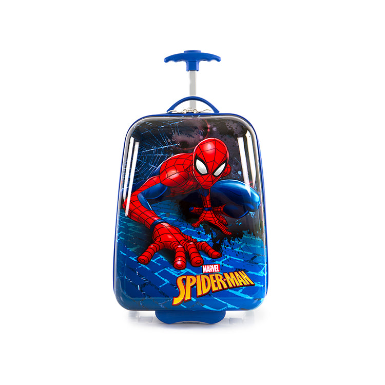 Marvel Kids Luggage - Spider Man (M-HSRL-RT-SM04-18AR)