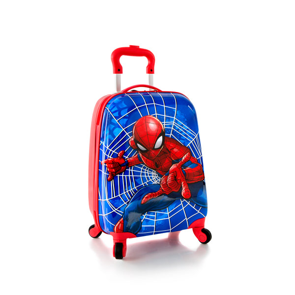 Marvel Kids Spinner Luggage - Spider Man (M-HSRL-SP-SM01-17AR)