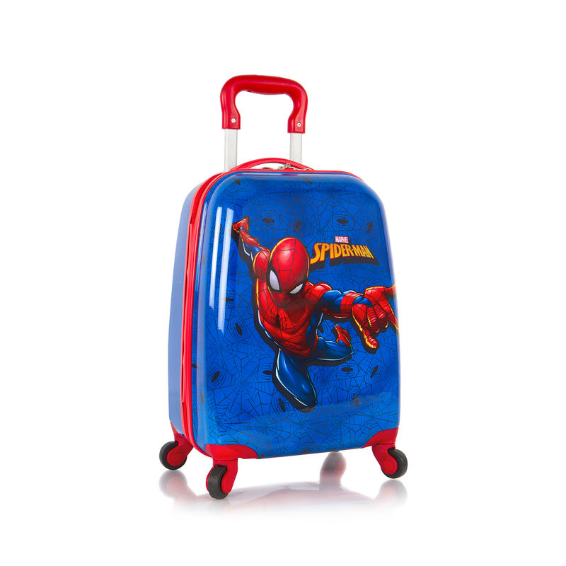 Marvel Kids Spinner Luggage - Spiderman (M-HSRL-SP-SM06-20AR)