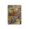 Marvel Passport Holder & Luggage Tag - (M-TA-ST-A01-15FA)