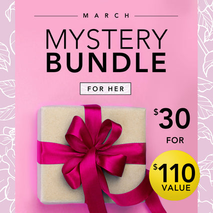 March Mystery Bundle - Ladies
