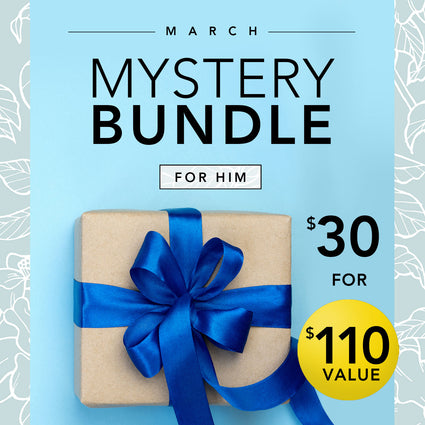 March Mystery Bundle - Men's