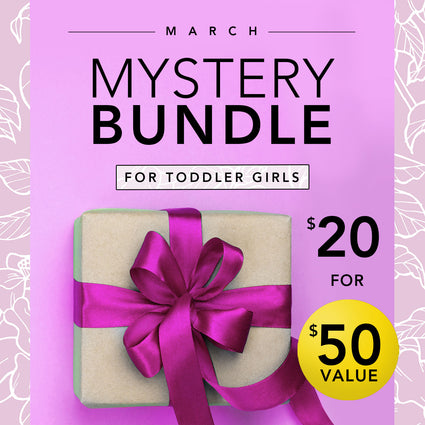March Mystery Bundle - Toddler Girls