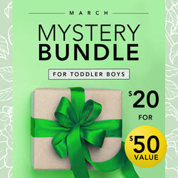 March Mystery Bundle - Toddler Boys