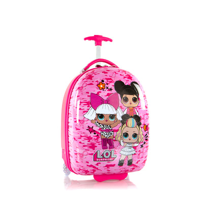 MGA Entertainment Kids Luggage - LOL Surprise (MG-HSRL-RS-LL14-20AR)