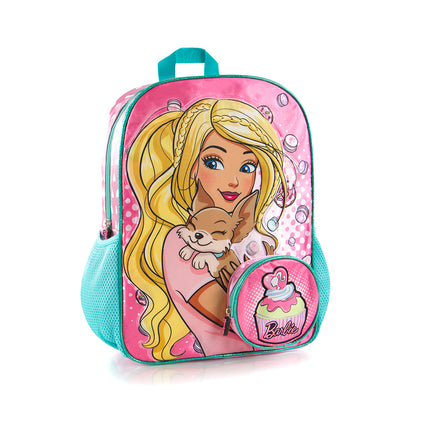 Mattel Backpack - Barbie (MT-CBP-B05-17BTS)