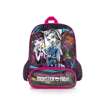 Mattel Backpack - Monster High (MT-CBP-MH11-16FA)