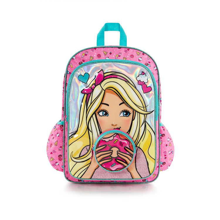 Mattel Backpack - Barbie (MT-DBP-B10-19BTS)