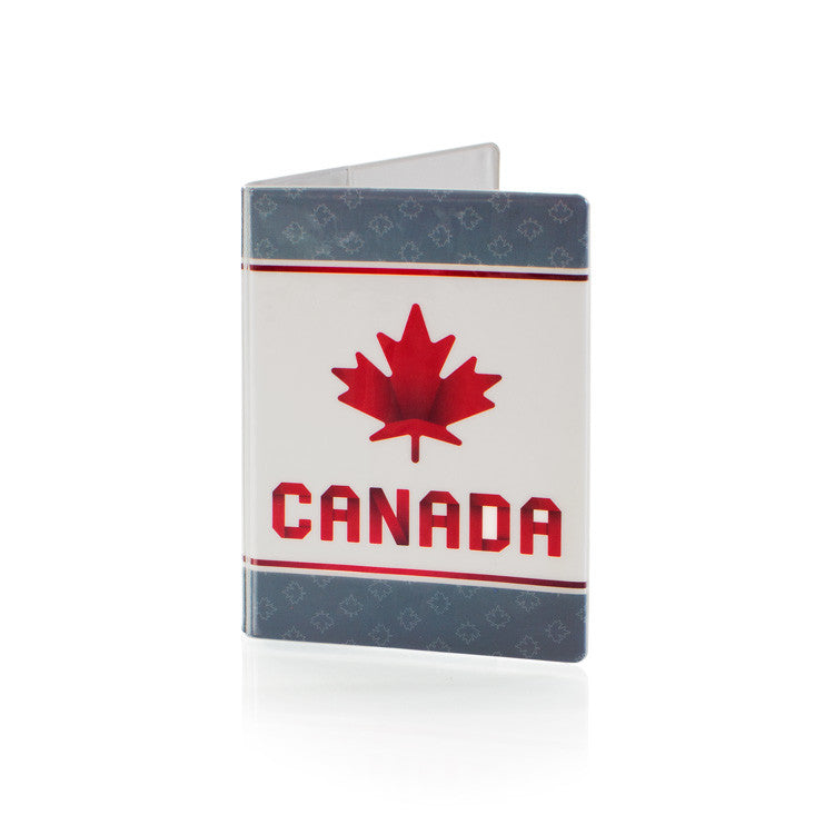 Maple Leaf Passport Holder