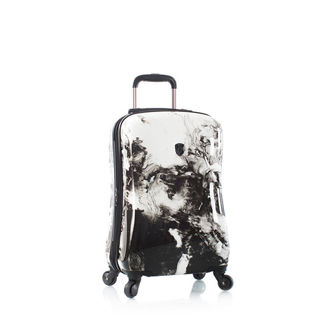 "Marble Swirl 21"" Fashion Spinner® Carry-on"
