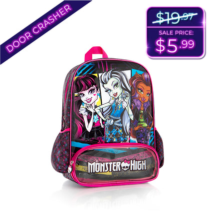 Cyber Monday Door Crasher - Mattel Backpack - Monster High (MT-CBP-MH11-16FA)