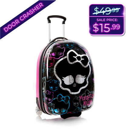 Cyber Monday Door Crasher - Monster High Luggage (MT-HSRL-RS-MH06-15FA)