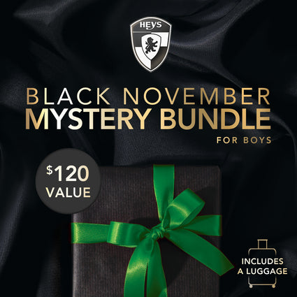 Black November - Boys Mystery Bundle