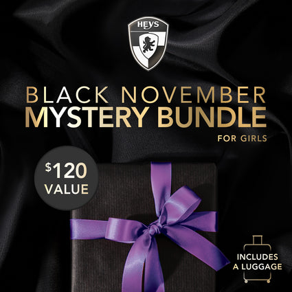 Black November - Girls Mystery Bundle
