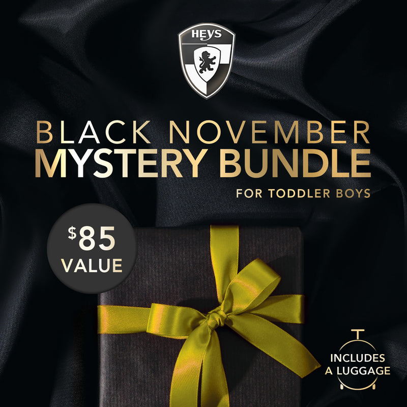 Black November - Toddler Boys Mystery Bundle