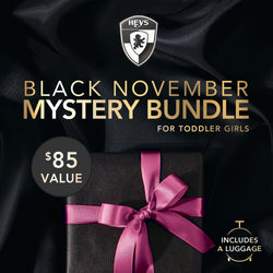 Black November - Toddler Girls Mystery Bundle