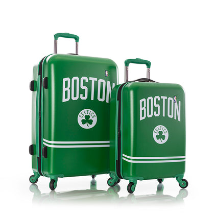 NBA Luggage 2pc. Set - Boston Celtics