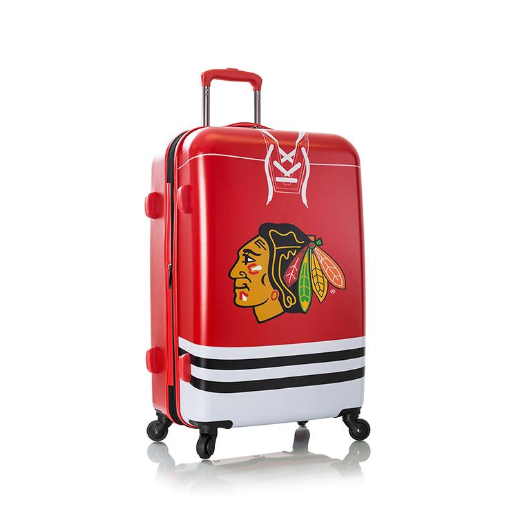 NHL Luggage 2pc. Set - Chicago Blackhawks
